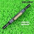 KELUSHI Special wholesale L925B bare fiber optic drop cable splice butt bare mechanical splice sub docking 5pcs / lots connector