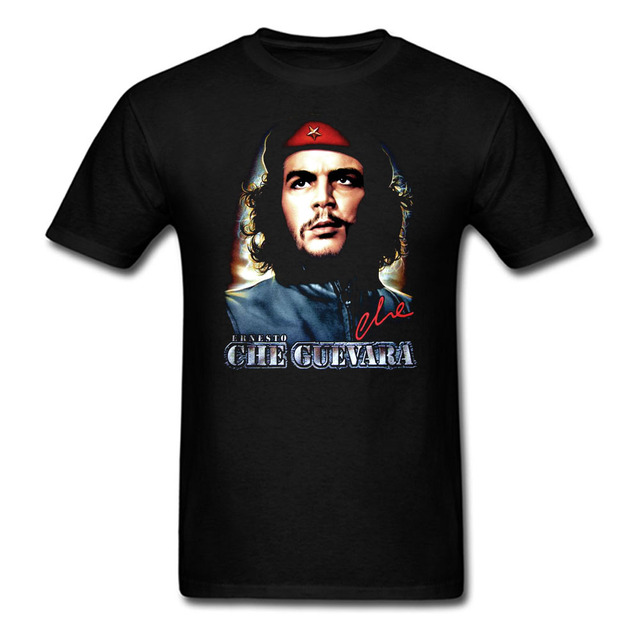 3ba6ddbed ERNESTO CHE GUEVARA CUBA REVOLUTION T-Shirt Men Women tee size S~XXXL