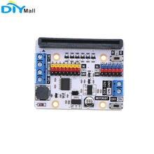Motor: módulo de conducción de la placa de transmisión de bits con zumbador pasivo de Chip TB6612 para coche inteligente de la BBC Micro:bit Motorbit