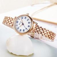 KIMIO Luxury Women Dress Bracelet Watches Quartz Watch Female Clock Casual Small Round Dial Ladies Wrist