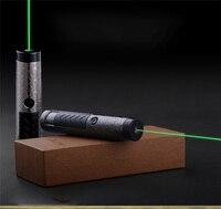 Tungsten Turbo Lighter USB Military Green Laser Astronmy Puntero Cigarette Lighter Green Laser Pointer Pen Electronic lighter