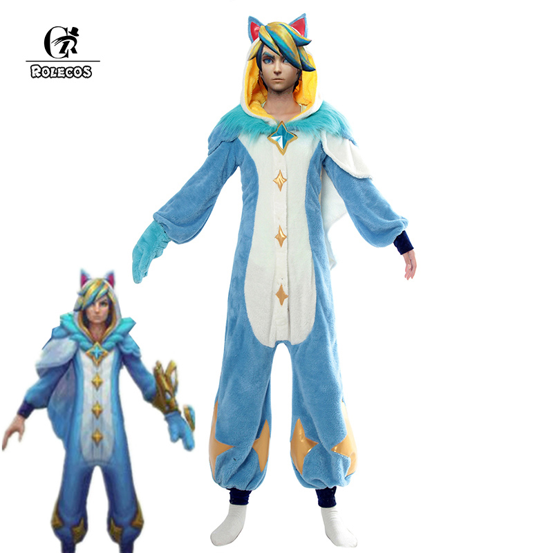 League of Legends LOL Cosplay Aspect of Twilight Zoe Q Statue Figure Official