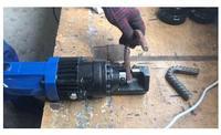 RC 16 RC 20 RC 22 Electric steel cutting machine Portable hydraulic cutting tool Rod cutters Fast bar cropper Bar shears