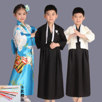 Children Men and Women Japan Warrior Costume Costume Stage Performance Traditional Costume