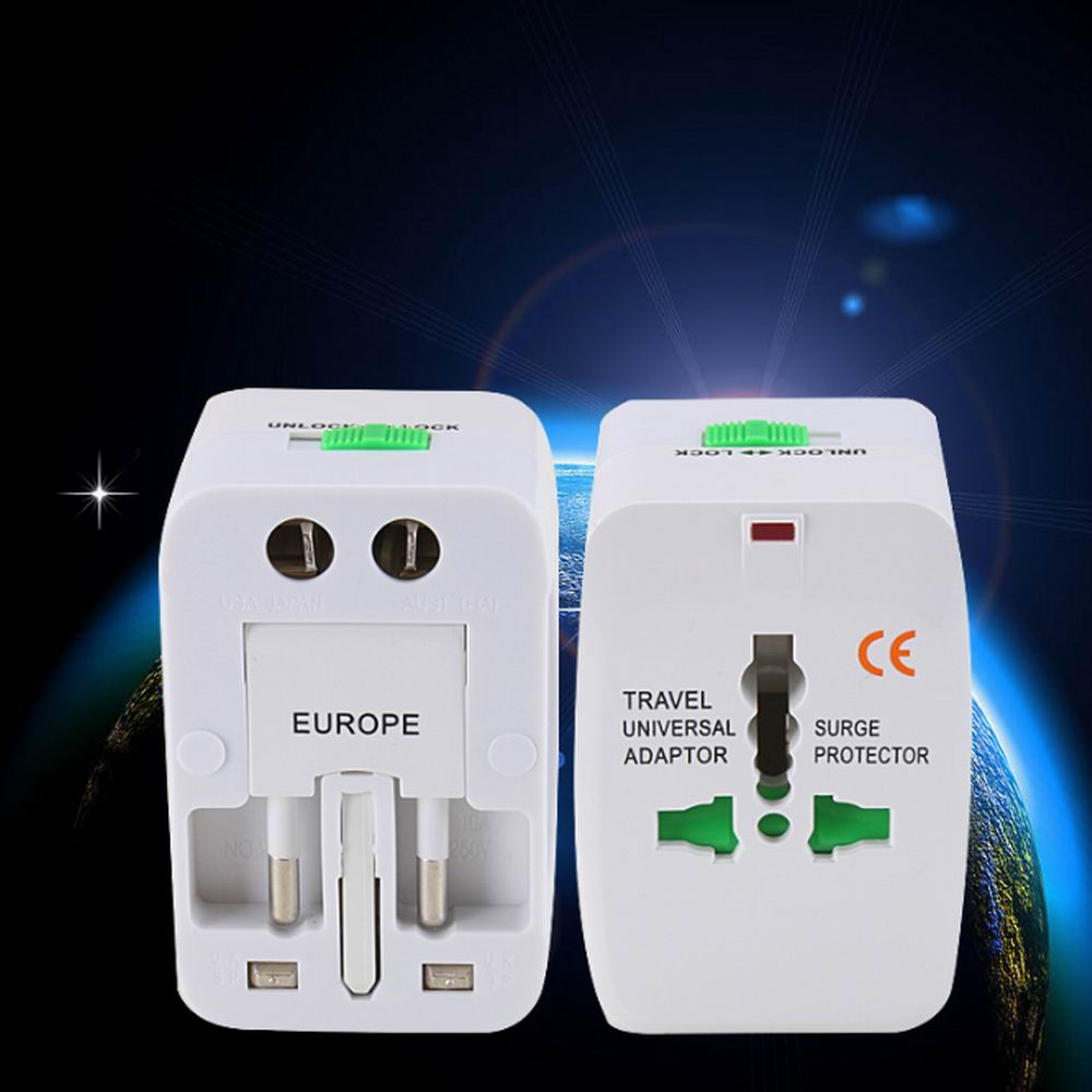 Electric Plug power Socket Adapter International travel adapter Universal Travel Socket Power Charger Converter EU UK US AU стоимость
