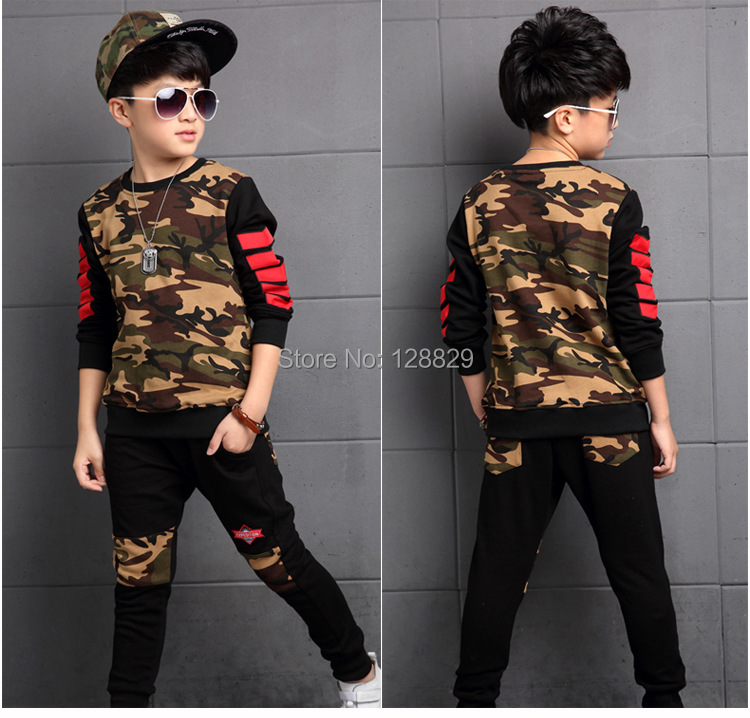 Boys Clothing Sets (4)