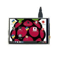Hot Sale 3 5 Inch Raspberry Pi Display Module Raspberry Pi 2 Touch LCD Screen Also