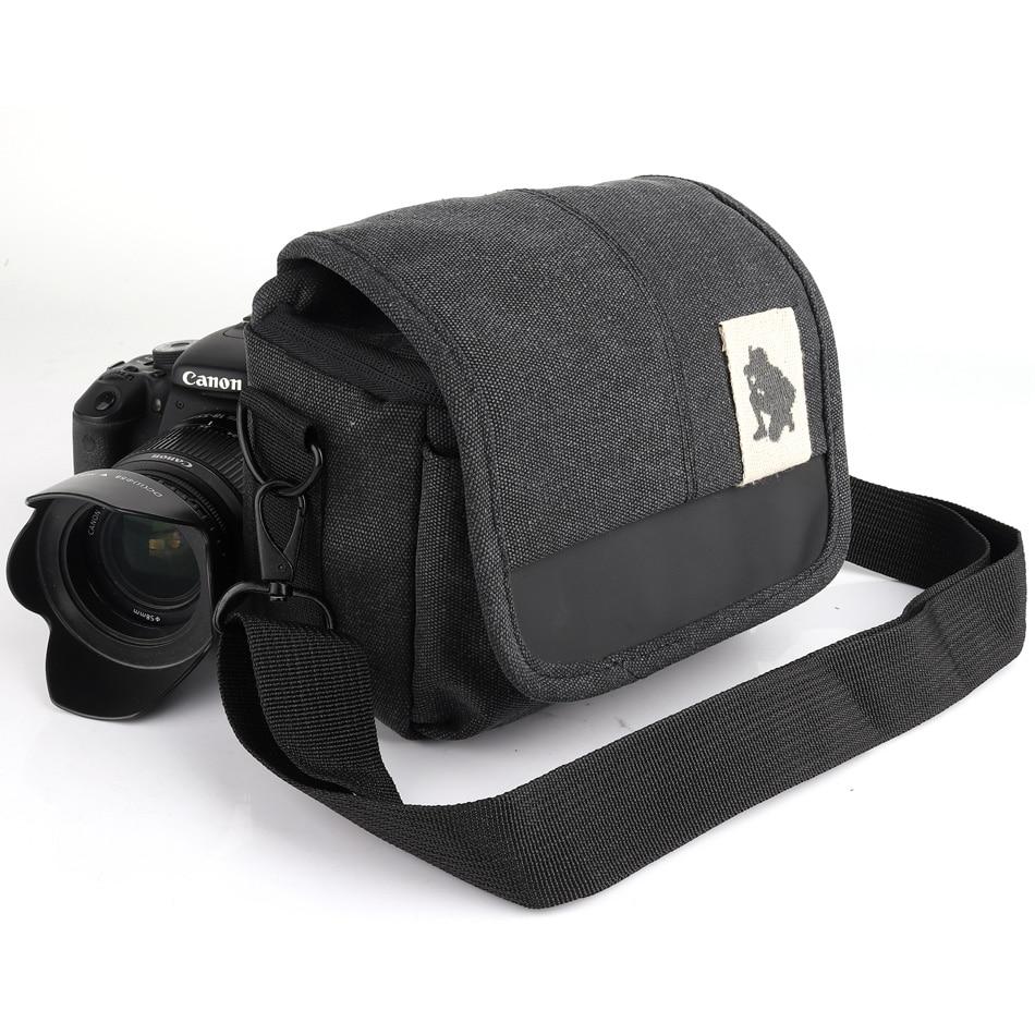 waterproof dslr camera bag case for nikon d3400 d5100. Black Bedroom Furniture Sets. Home Design Ideas