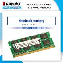Original Kingston Speicher Intel Gaming Speicher DDR3 RAM 8GB 4GB 1600Mhz Notebook speicher RAM Memory Sticks