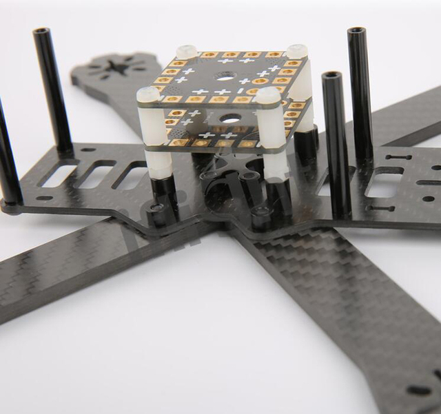 FPV QAV drone frame power distribution board flight controller ...