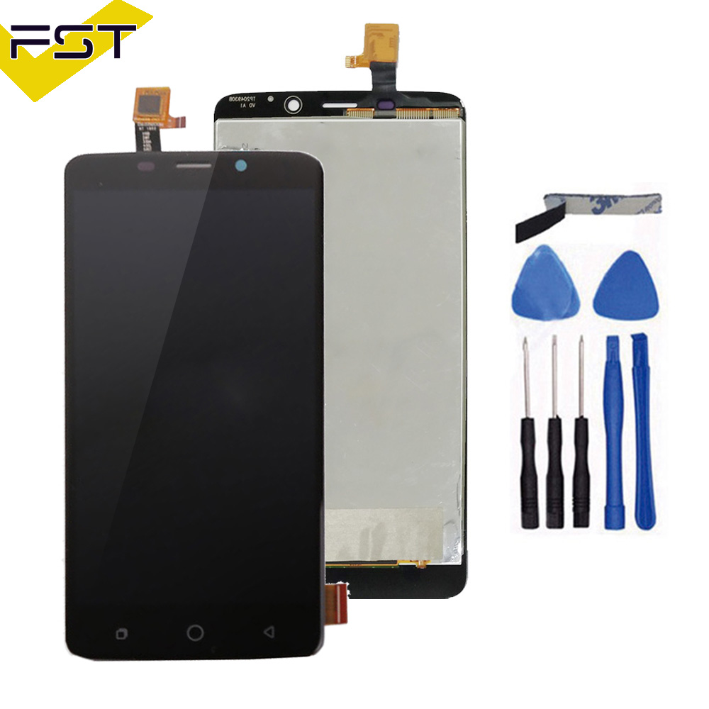 High Quality For Ulefone Vienna LCD Display+Touch Screen 100% Tested Digitizer Glass Panel Replacement Parts+Tools