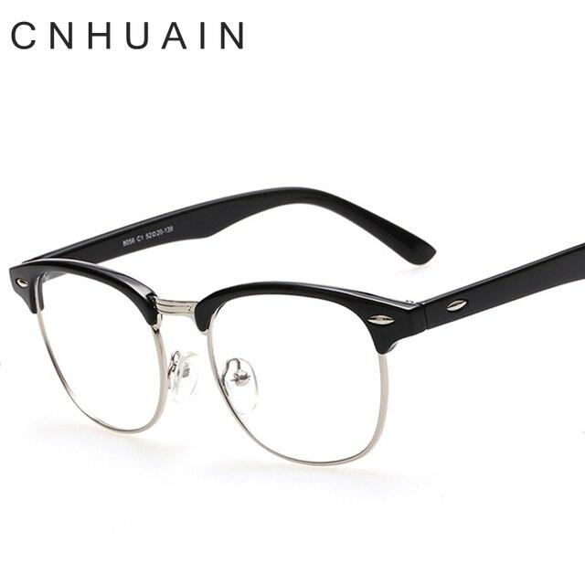 bril half montuur