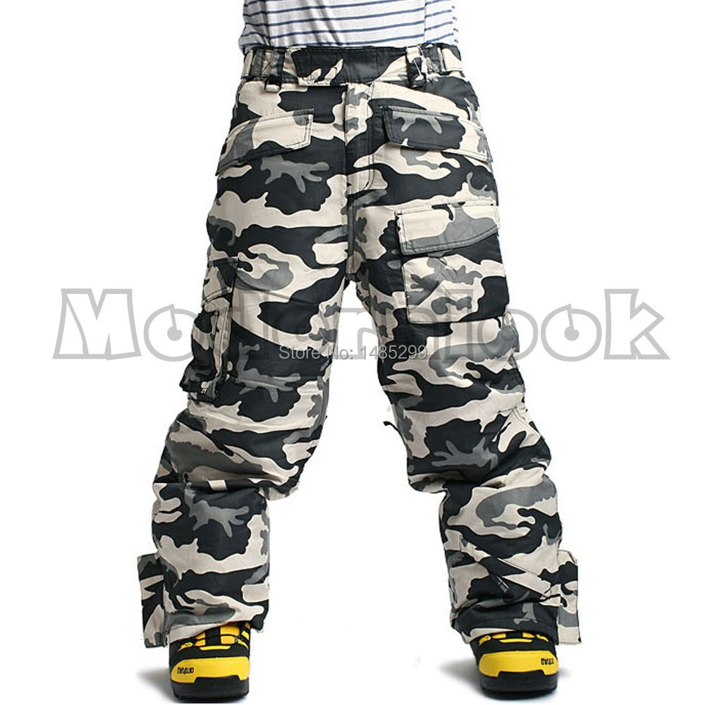 pantalon ski homme camouflage. Black Bedroom Furniture Sets. Home Design Ideas