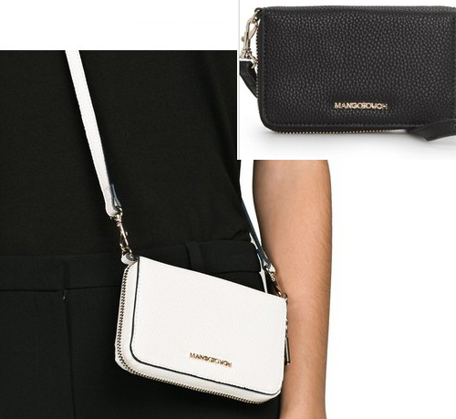 Ab333 Mango Ol Modern Fashion Classic Solid Small Size Sling Bag Messenger Bags Cross Body Free Shipping In Shoulder From Luggage On