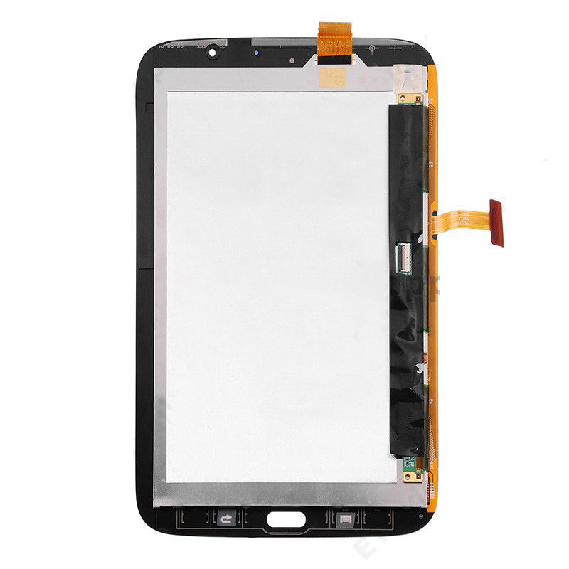 For Samsung Galaxy Note 8 GT-N5110 N5110 Touch Screen Digitizer Sensor Glass + LCD Display Panel Monitor Assembly srjtek 8 for samsung galaxy note 8 0 n5110 touch screen with digitizer panel front glass lens black white