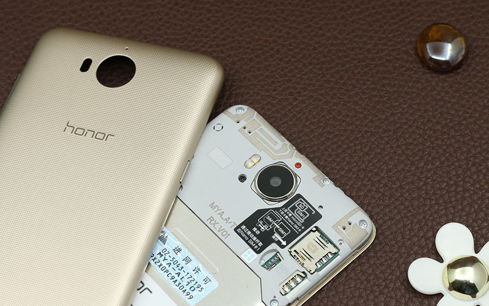 "Huawei Honor Play 6 Dual SIM android smartphone Huawei Y5 2017 Phone 5 0""  HD MT6737T Quad Core 3000 mAh Battery"