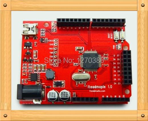 Free Shipping!!!  Leaf Maple development board / stm32 SCM / simplified learning board free shipping xr2207m