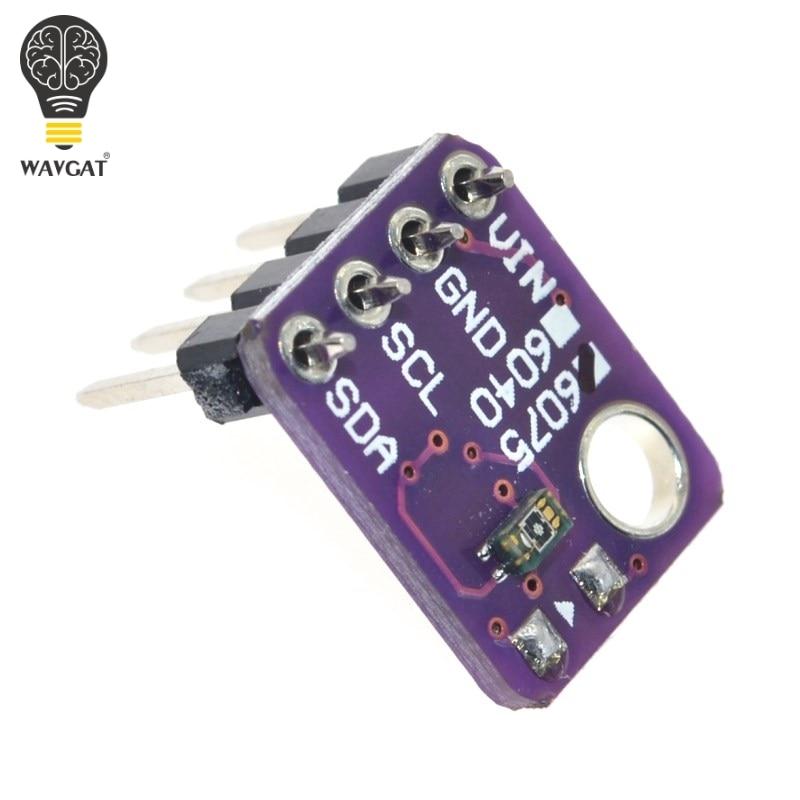 WAVGAT I2C Interface 3.3V Board Based On VEML6075 UVA UVB Light Sensor Module