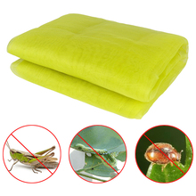 Bug Insect Bird Net Barrier Vegetables Fruits Flowers Plant Protection Greenhouse Garden Netting