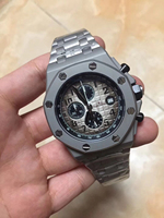 Элитный бренд Новый кварцевый хронограф Для мужчин часы секундомер Леброн Джеймс Мода сапфировое стекло часы черный Нержавеющаясталь син