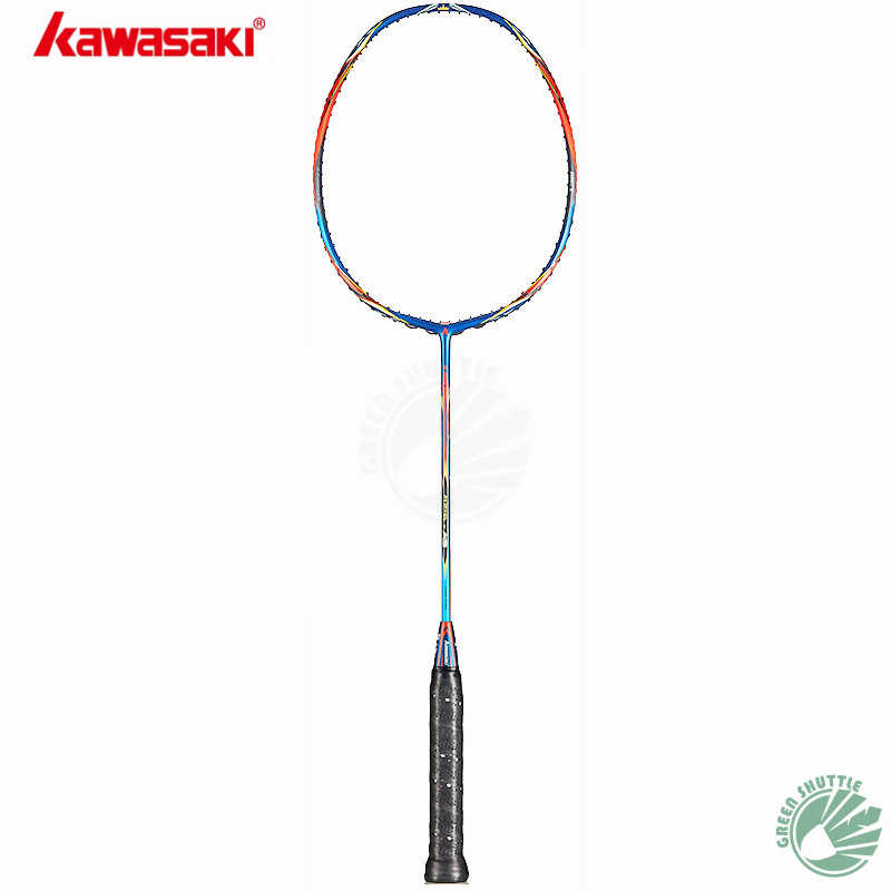 Genuine 2019 New Kawasaki Esportes De Raquete Special Carbon Fiber King series K8 K9 Badminton Racket Four Star
