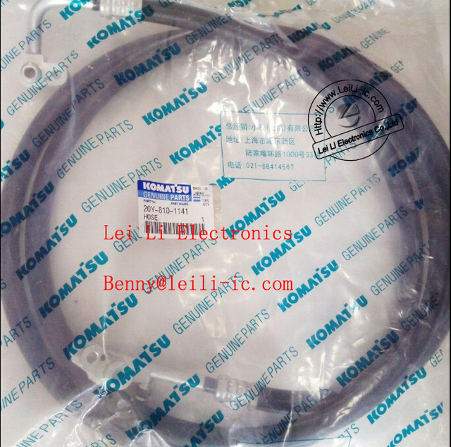 US $190 0 |20Y 810 1141 KOMATSU Hose of Air conditioning compressor for  PC200 8 New parts on Aliexpress com | Alibaba Group