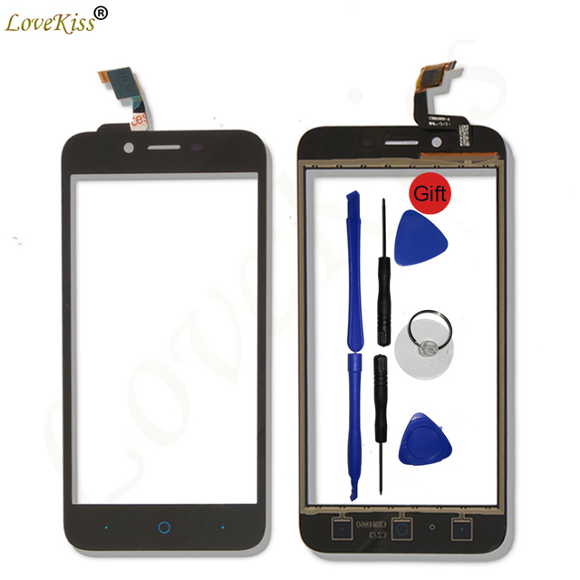 "5"" Touchscreen Panel For ZTE Blade L4 A460 L4 Pro A465 T610 A475 Touch Screen Sensor LCD Display Digitizer Glass TP Replacement"