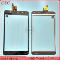A Black New For 7 Inch TeXet TM 7065 Tablet PC Digitizer Glass Touch Screen Panel