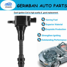Ignition Coil for Infiniti M45/FX45/QX56 for Nissan Titan/Pathfinder/Armada 22448-7S015 22448-AR215 22433-AR215 5C for pegeot renault clio ii 1 2 2001 ignition coil pack spark plug leads 8200051128 8200025256 8200084401 22448 00qad 597083