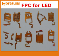 Single Side FPC Double Sided FPC Multilayer FPC Flexible PCB Board For LED