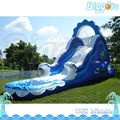 Inflatable Biggors Inflatable Pool Slide With Arch Inflatable Beach Slide For Fun