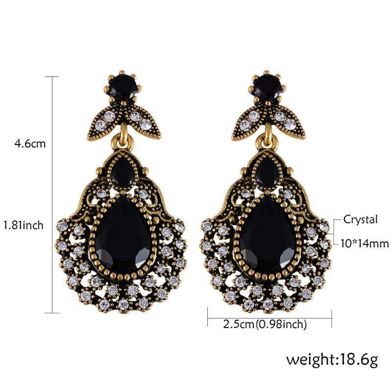 Աֆրիկյան սև խաղողի բերքահավաքի - Նորաձև զարդեր - Լուսանկար 3