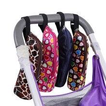 Детские бутылочки для кормления термоизоляционные аксессуары для кормления коляска Висячие гетры для мам, носить мешок держатель для детских бутылок