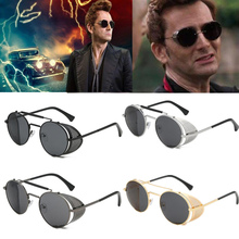Good Omens Devil Crowley David Tennant Sunglasses Cosplay Props Glasses