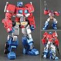 Alphamax ORITOY Herói de Aço TF Convoy Optimus Prime Figura, em estoque!