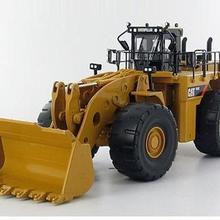 Коллекционная литая игрушка модель Norscot 1:50 гусеница кошка 993 K Инженерная техника колесный погрузчик 55257 подарок для мальчика, украшение