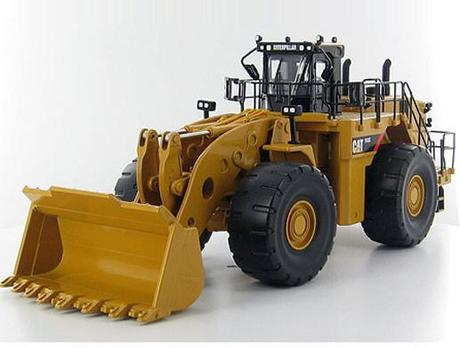 Collectible Diecast Toy Model Norscot 1:50 Caterpillar CAT 993K Engineering Machinery Wheel Loader 55257 Boy Gift,DecorationCollectible Diecast Toy Model Norscot 1:50 Caterpillar CAT 993K Engineering Machinery Wheel Loader 55257 Boy Gift,Decoration