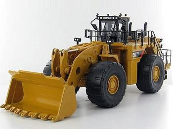 Collectible Diecast Toy Model Norscot 1:50 Caterpillar CAT 993K Engineering Machinery Wheel Loader 55257 Boy Gift,Decoration caterpillar cat m316d wheel excavator 1 50 model by diecast masters 85171