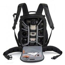 Оптовая продажа Gopro Lowepro Flipside 400 AW 400 AW II цифровая зеркальная камера Фото Сумка Рюкзаки + всепогодный чехол Бесплатная доставка