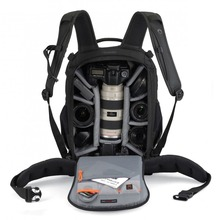 Impermeabile Lowepro Flipside 400 AW borsa fotografica per fotocamera zaino per obiettivo treppiede da viaggio reflex digitale originale per Canon Nikon Sony Xiaomi