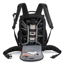 Водонепроницаемая сумка Lowepro Flipside 400 AW для фотоаппарата, оригинальный дорожный рюкзак для цифровой зеркальной камеры с триподом и объективом для Canon, Nikon, Sony, Xiaomi