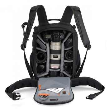 Wholesale Gopro Lowepro Flipside 400 AW II Digital SLR Camera Photo Bag Backpacks+ ALL Weather Cover Free Shipping - DISCOUNT ITEM  44% OFF All Category