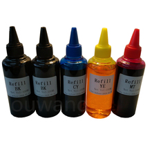 100ml Universal Compatible Refill Dye Ink kit Replacement For HP for Canon for Brother for Epson for Lexmark Printer
