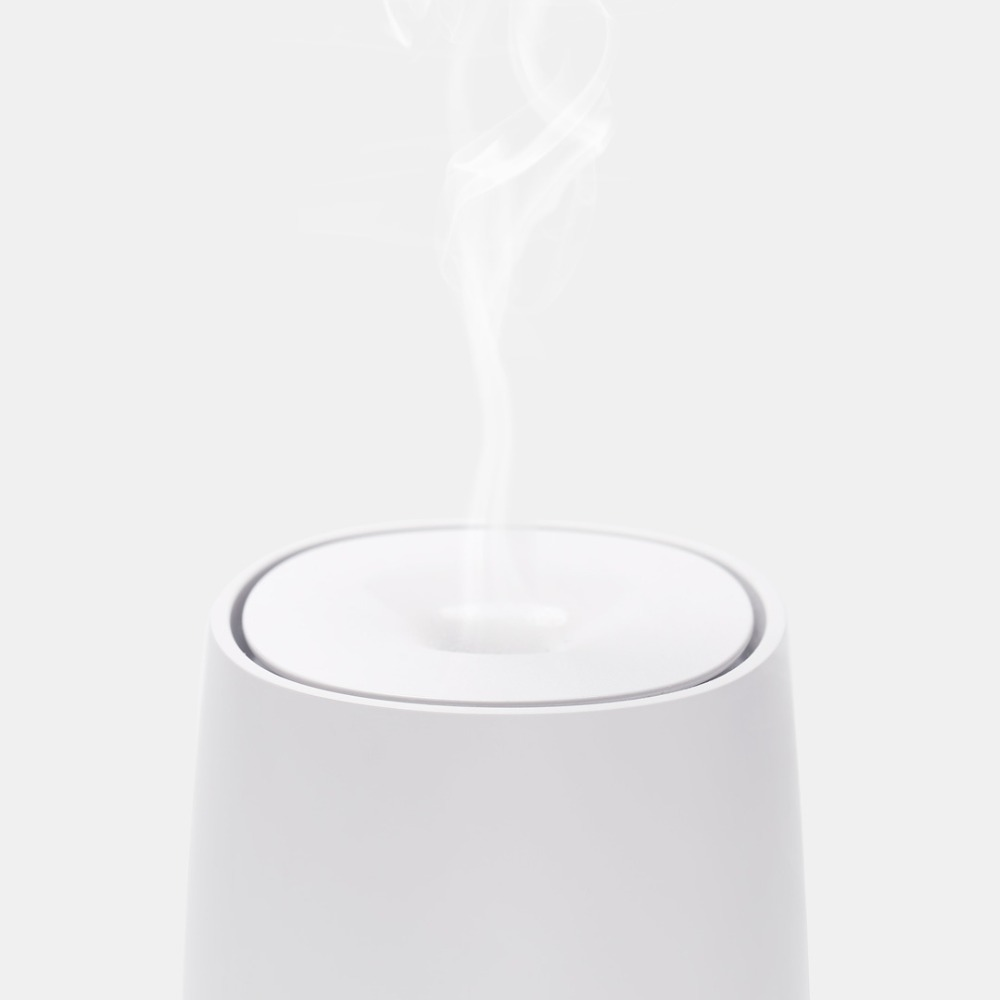 cheapest Youpin HL Portable USB Mini Air Aromatherapy Diffuser Humidifier Quiet Aroma Mist Maker 7 Light Color Home Office