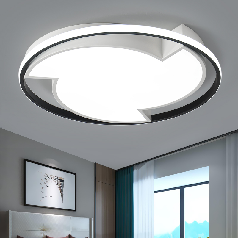 New Ceiling Lights LED Lamp For Living Room Bedroom Study Room Home Deco AC85-265V Modern White surface mounted Ceiling Lamp цена