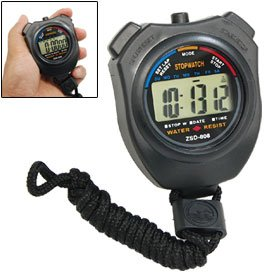 YCYS-Hot Sale Practical Digital Chronograph Sports Stopwatch With Neck Strap
