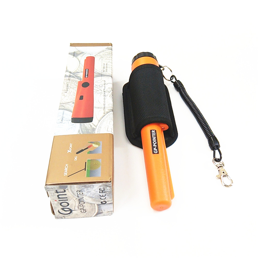 Portable Metal Detector Professional Mini Garrett Handheld Metal Detector Super Scanner GP-POINTER PRO POINTER подушка на сиденье autoparts renault 30 х 30 см