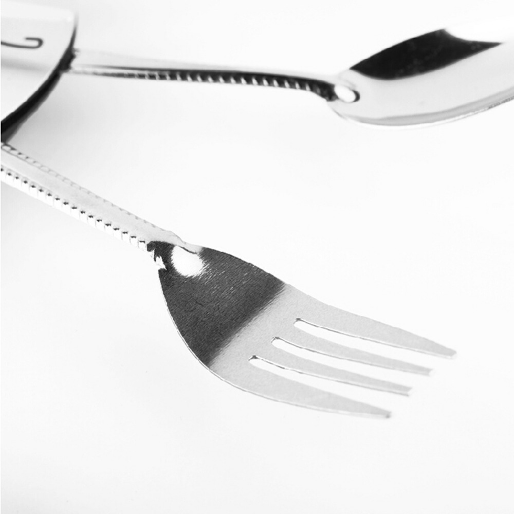 New Spoon Fork Creative Design Modern Cool Silver Decoration Fashion ...