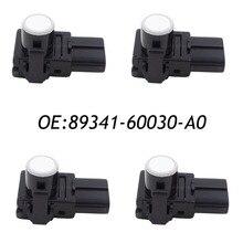 4PCS 89341-60030-A0 89341-60030 PDC Parking Assist Sensor For Toyota Lexus GX460 RX350 RX450h