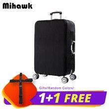 Mihawk Travel Luggage Protective Cover Adjustable Cross Lugg